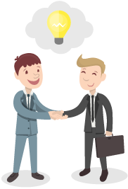 business partner with ispeddbiz